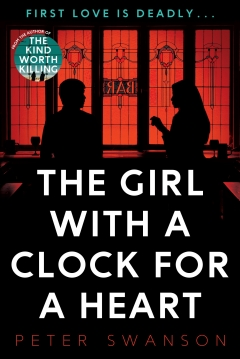 Poster The Girl with a Clock for a Heart