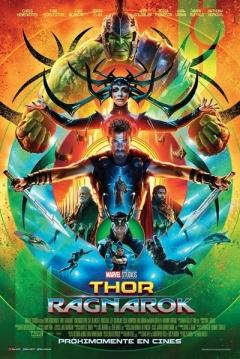Ficha Thor 3: Ragnarok