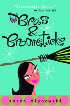 Poster Bras and Broomsticks