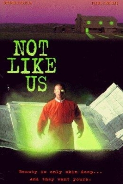 Poster No Como Nosotros