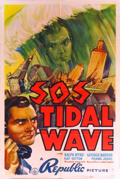 Poster S.O.S. Tidal Wave