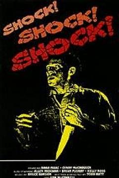 Poster Shock! Shock! Shock!