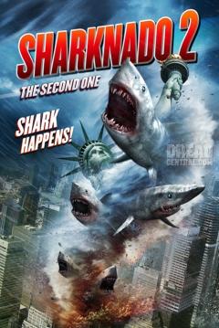 Poster Sharknado 2: El Regreso