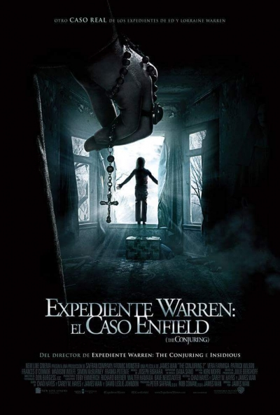 Poster Expediente Warren 2: El Caso Enfield