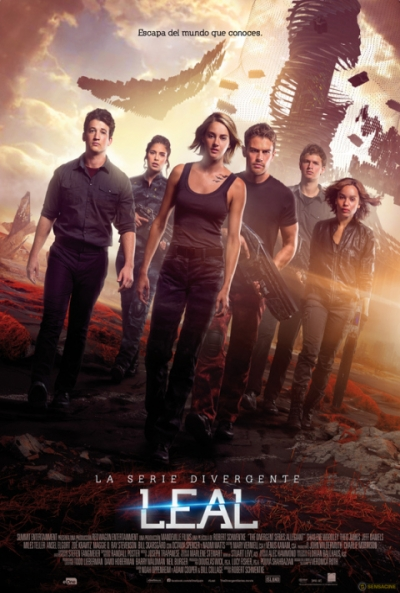 Poster La Serie Divergente: Leal - 1ª Parte