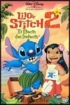 Poster Lilo & Stitch 2: El Efecto del Defecto