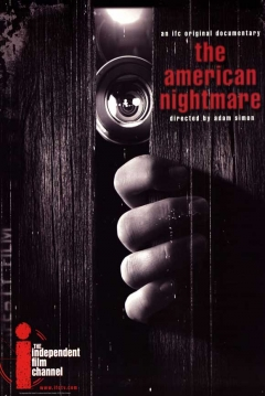 Poster The American Nightmare
