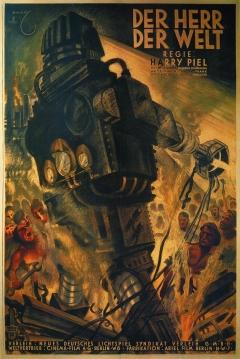 Poster Der Herr der Welt
