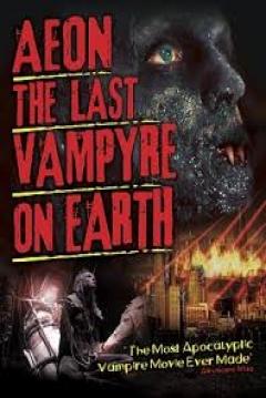 Poster Aeon: The Last Vampyre on Earth