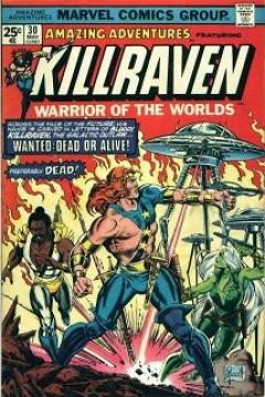 Poster Killraven