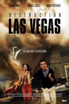 Poster Destrucción Total: Las Vegas
