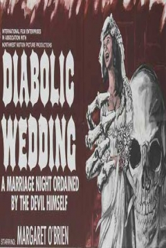 Poster Diabolique Wedding