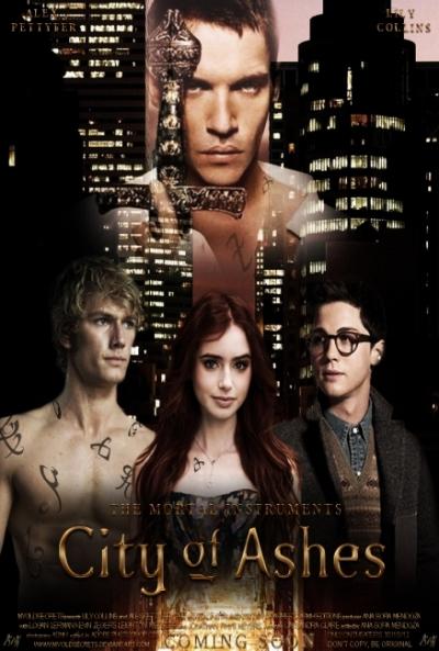 Poster Cazadores de Sombras: Ciudad de Ceniza