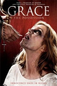 Poster La Posesión de Grace