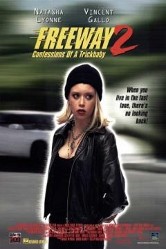 Poster Freeway 2: Confesiones de una Trickbaby
