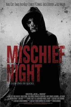 Poster Mischief Night
