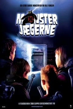 Poster Monster Busters