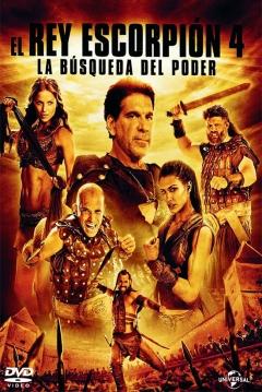 Poster El Rey Escorpión 4: La Búsqueda del Poder