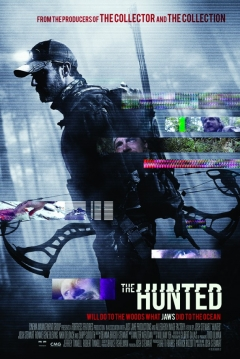 Poster The Hunted