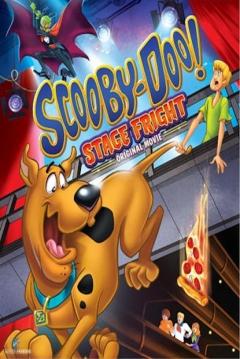 Poster Scooby-Doo! Miedo al Escenario