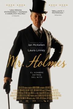 Poster Mr. Holmes