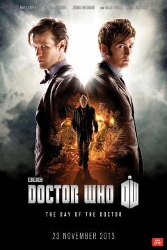 Poster Doctor Who: El Día del Doctor
