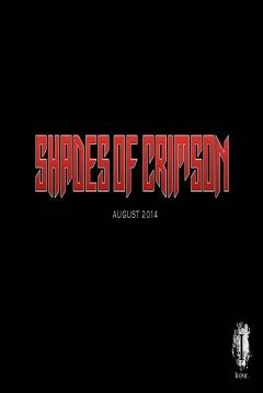 Poster Shades of Crimson