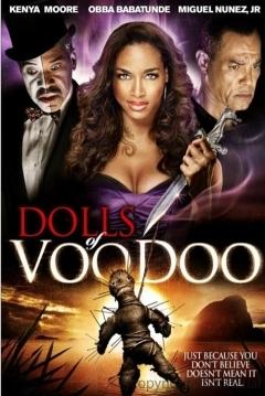 Poster Dolls of Voodoo