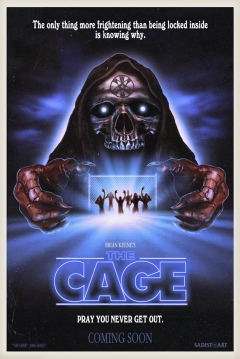 Poster The Cage