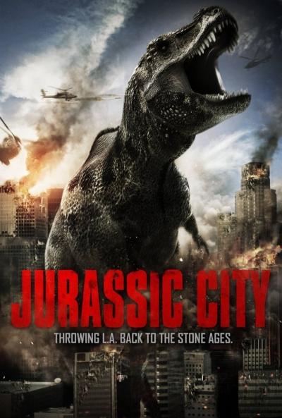 Poster Jurassic City