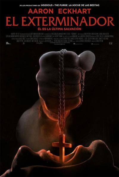 Poster El Exterminador (Incarnate)
