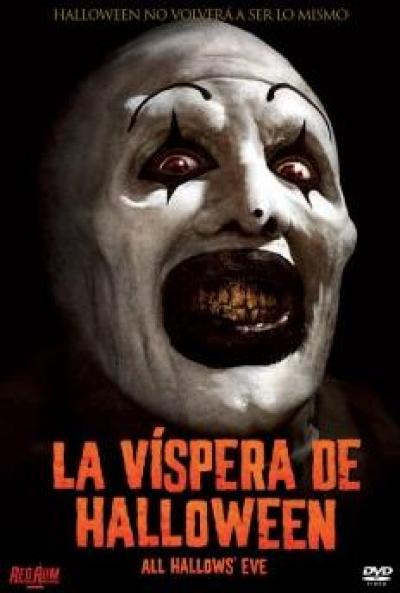 Poster La Víspera de Halloween