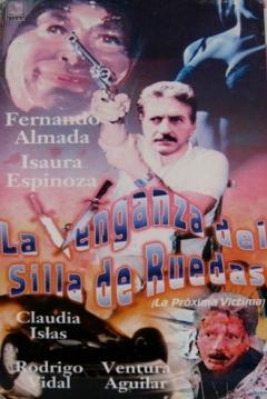 Poster La Venganza del Silla de Ruedas