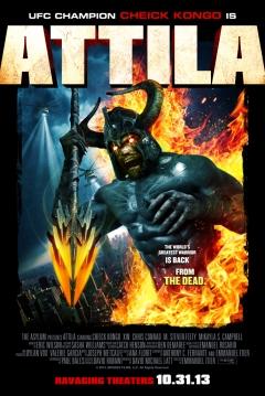 Poster Attila