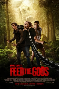 Poster Feed the Gods