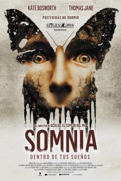 Poster Somnia: Dentro de tus Sueños