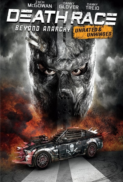 Ficha Death Race 4: Beyond Anarchy (La Carrera de la Muerte 4)
