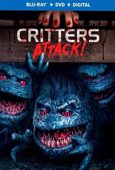 Ficha Critters 5: ¡Critters al Ataque!