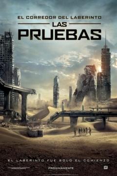 Poster El Corredor del Laberinto: Las Pruebas
