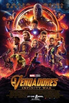 Ficha Vengadores: Infinity War