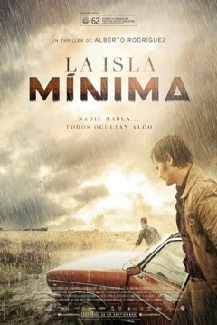 Poster La Isla Mínima