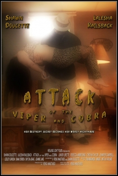 Poster Attack! Of the Viper and Cobra