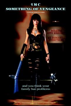 Poster 1MC: Something Of Vengeance