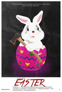 Poster The Night Before Easter
