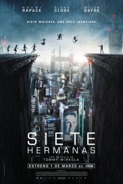 Poster Siete Hermanas
