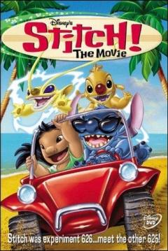 Poster La Película de Stitch