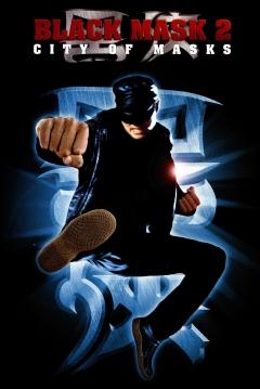 Poster Black Mask 2