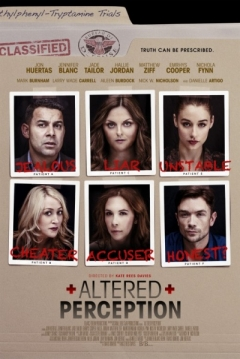 Poster Altered Perception