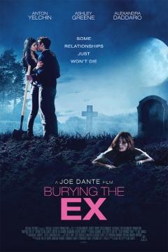 Poster Enterrando a la Ex