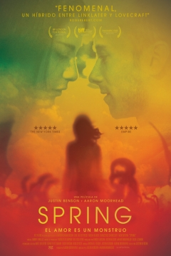 Poster Spring: El Amor Es Un Monstruo
